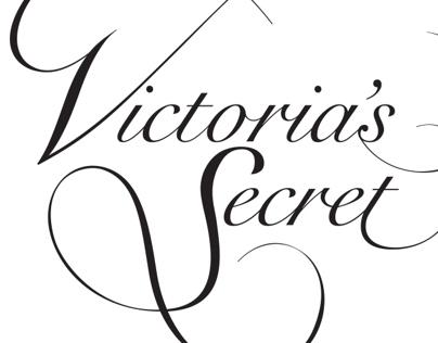 Victorias Secret Logo Redesign