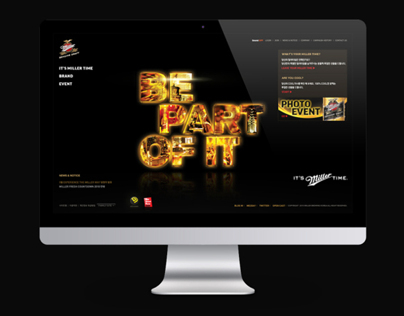 Miller Web Site Renewal