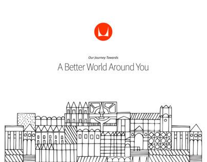 Herman Miller Better World Report 2010