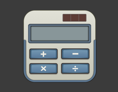 Calculator for iPhone