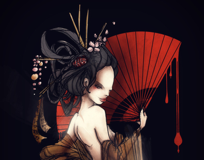Geisha | a Trinquétte Publishing Submission