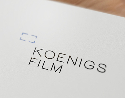 Corporate Design: Koenigsfilm