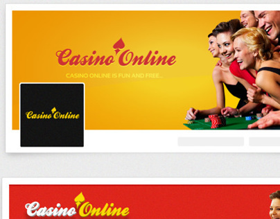 Casinos Facebook Cover