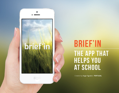 BRIEFIN - Mobile App
