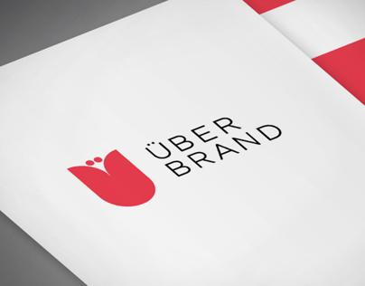 Uber Brand leaflet