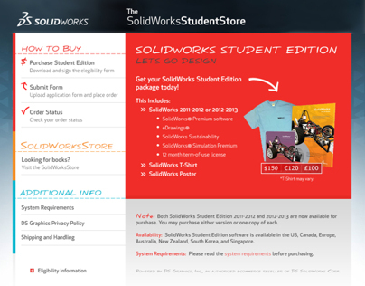 SolidWorks Internship