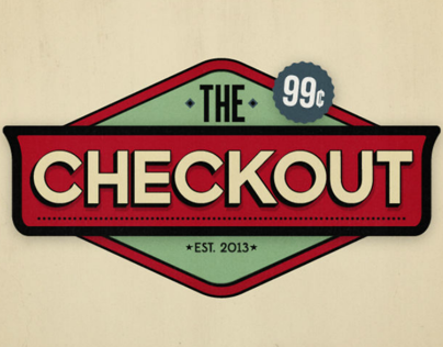 The Checkout TV Show Titles & Branding