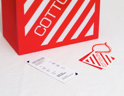 Cotton On packaging redesign