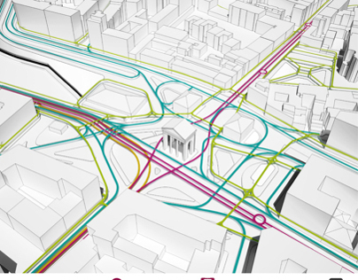MAGNETIC FIELD | REshaping the urban ring road