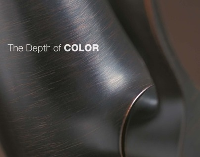 KOHLER: Depth of Color Sell Sheet