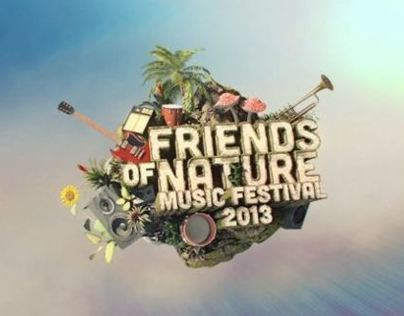 Friends of Nature Music Festival Promos