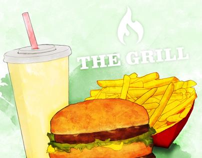 Fast Food Packaging/Illustration