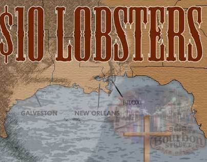 $10 Lobsters Book Cover