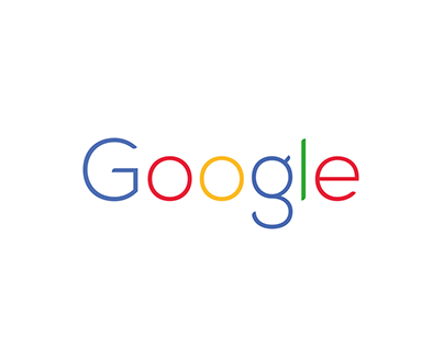 """The Google Logo"" - Rebrand Concept"