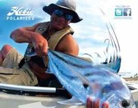 Hobie Polarized Ads - Featuring Vince Console