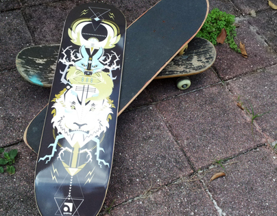 Anima Skateboards