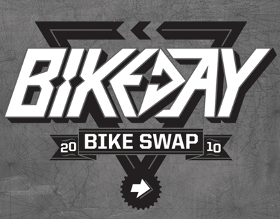 Bike Day Bike Swap Logo