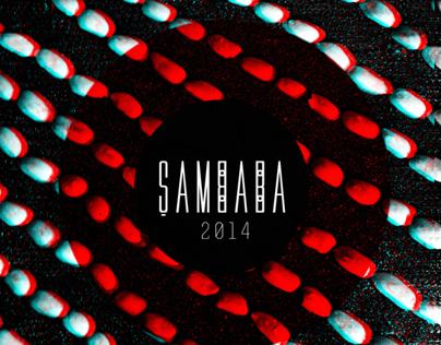 şambaba cd & winyl album design.