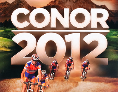 Conor Bikes Catalogue 2012