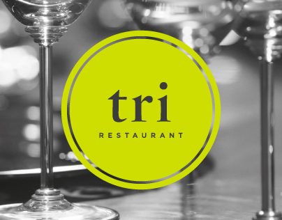 Tri Restaurant - Roses Student Creative Awards