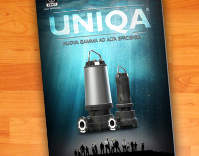 UNIQA, launch brochure