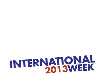 International Week 2013