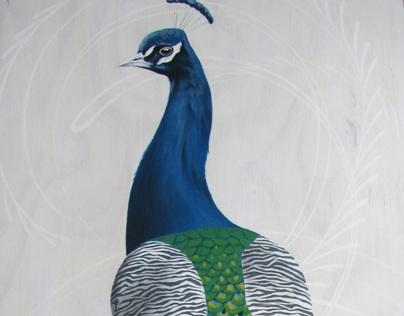 Artwork - Bird Paintings
