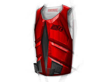 Wakeboard Compression Vest