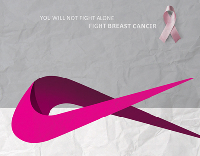 Nike ad for breast cancer