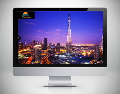 FunForever Tourism Dubai | Website Design & Development