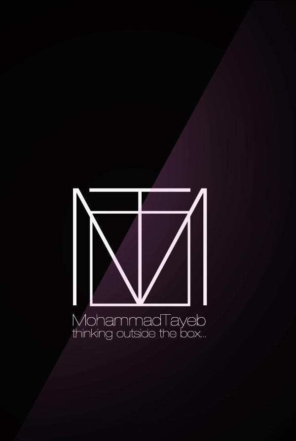 Mohamed Tayeb logo design