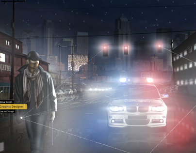 Watch Dogs Photomanipulation