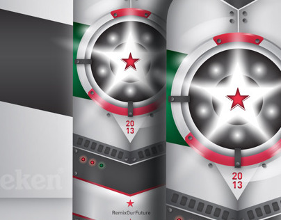 PACKAGING | Heineken RemixOurFuture
