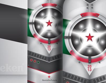 PACKAGING | Heineken RemixOurFuture