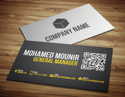 Multipurpose Business Card 6