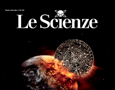 [Restyling] Le Scienze - Magazine