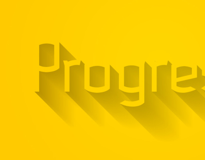 Progress Bro Sans - $10 Typeface