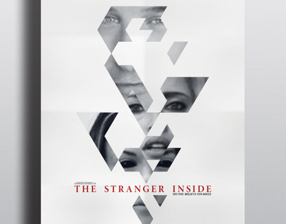 The Stranger Inside - Movie poster