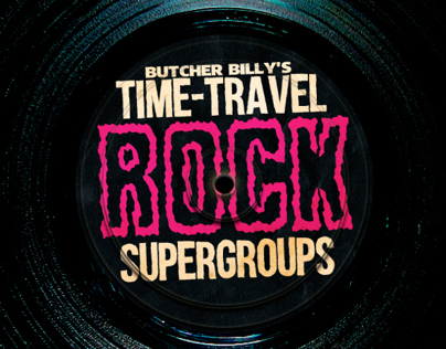 Time-Travel Rock Supergroups #ButcherBilly