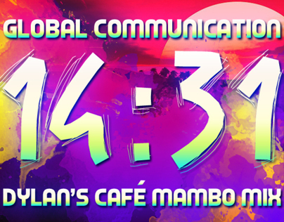 Dylans Cafe Mambo Mix - Global Communication - 14:31