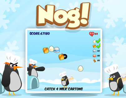 Nog! A Facebook Game