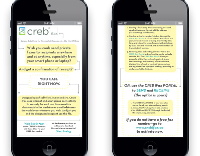 CREB for Smartphone