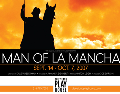 Man of La Mancha - CPH production