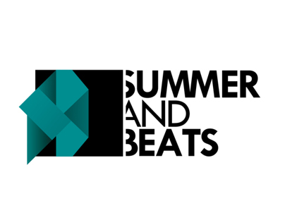 Summer and Beats Logo Design