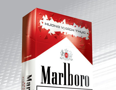 Marlboro Red - Packaging 2012