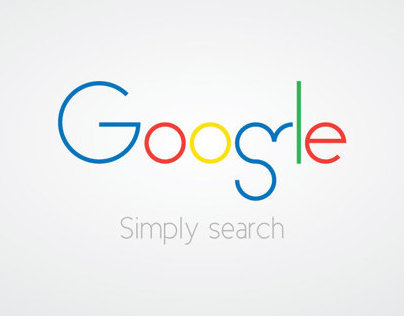 Google Rebranding - Simply search