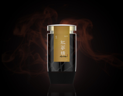 Ginseng Extract Package
