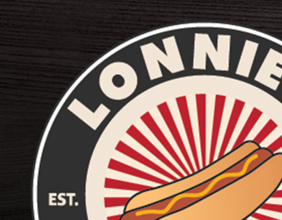 Lonnie's Dawgs Indentity/Logo
