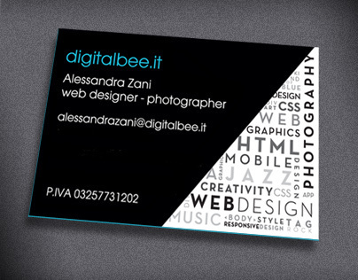 Digitalbee Business Card