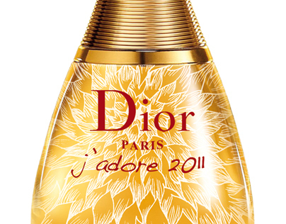 Jadore Dior Bottle Redesign